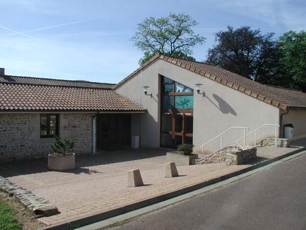 Salle de Givray – Ligugé