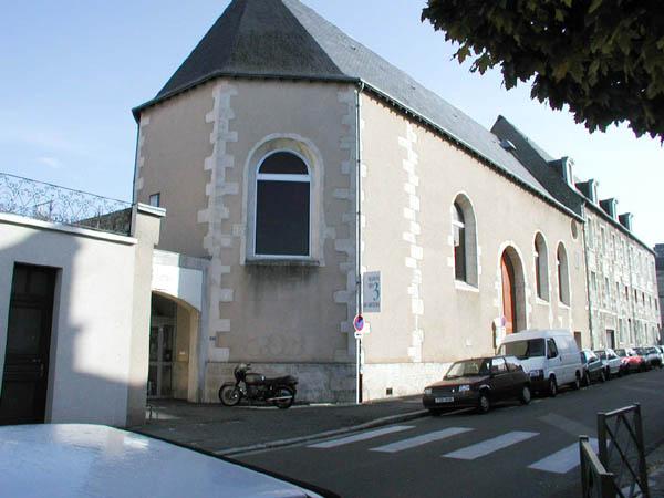 Maison des 3 Quartiers – Poitiers