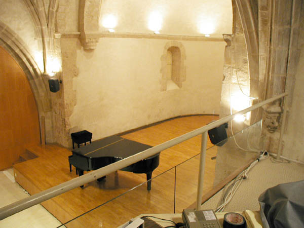 Auditorium Saint-Germain – Poitiers