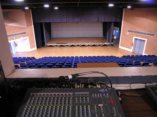 Salle Agora – Jaunay-Marigny