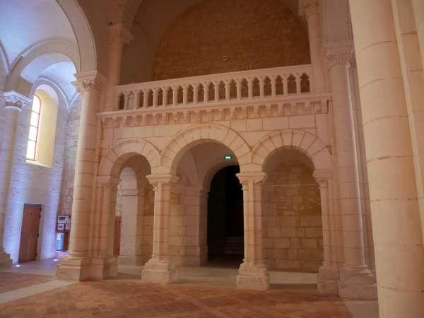Centre culturel Eglise Saint-André – Mirebeau