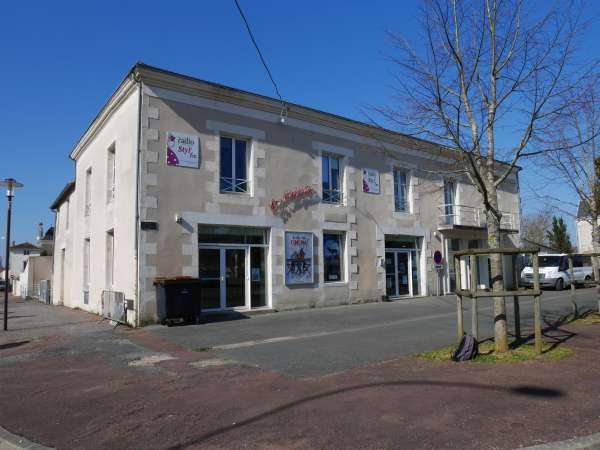 Le Majestic – Neuville-de-Poitou