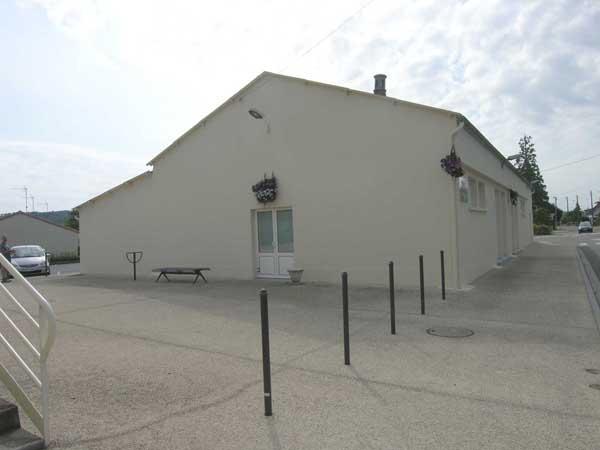 Salle des fêtes – Vouneuil-sur-Vienne