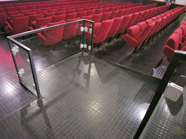 Salle de cinéma Kerlouet – La Roche-Posay